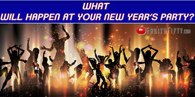 What Will Happen At Your New Year Party?