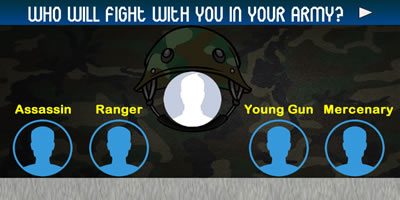 Which Friends Will Fight With You In Your Army?